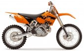 2005 KTM 450 SX Racing photo