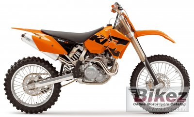 2005 KTM 525 SX Racing photo