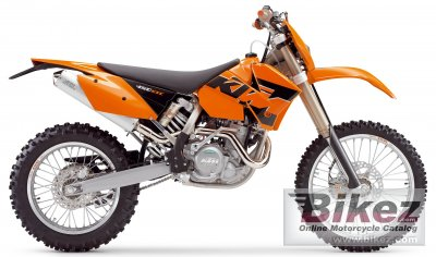 2005 ktm 450 exc racing specifications and pictures. Black Bedroom Furniture Sets. Home Design Ideas