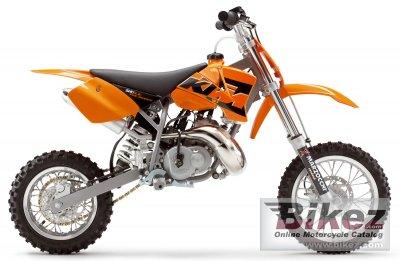 2005 KTM 50 SX Pro Senior LC