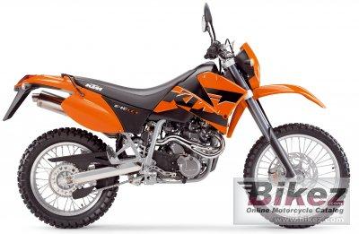 2005 KTM 640 LC4 Enduro