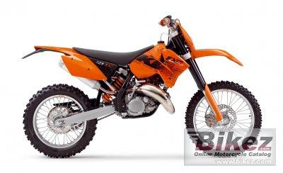 2006 KTM 125 EXC