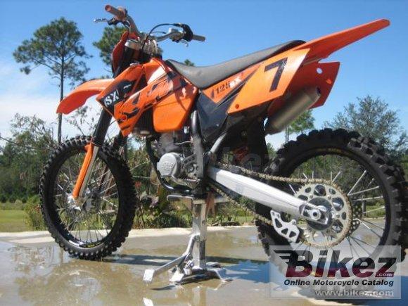 2006 KTM 125 SX