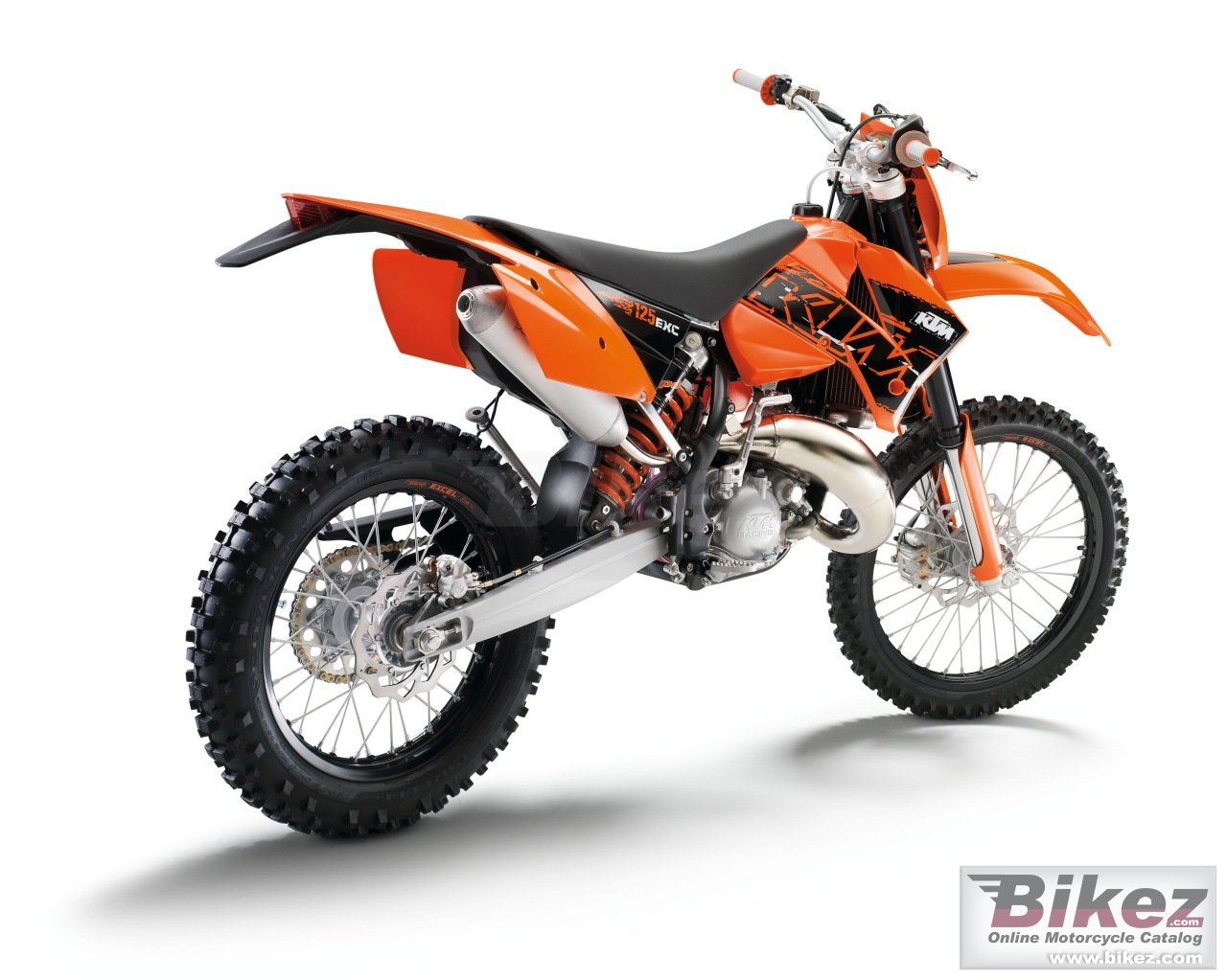 Big .free.fr 125 exc picture and wallpaper from Bikez.com