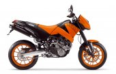 2006 KTM 640 Duke II Limited Edition photo