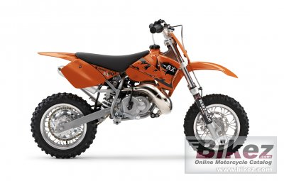 2006 KTM 50 SX Junior photo