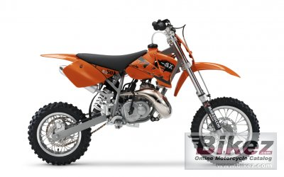2006 KTM 50 SX specifications and pictures