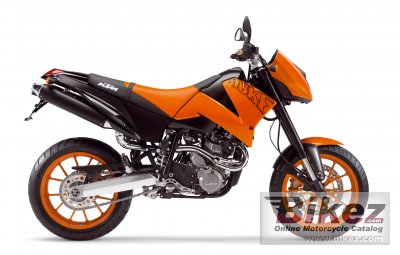 2006 ktm 640 duke ii limited edition specifications and pictures. Black Bedroom Furniture Sets. Home Design Ideas