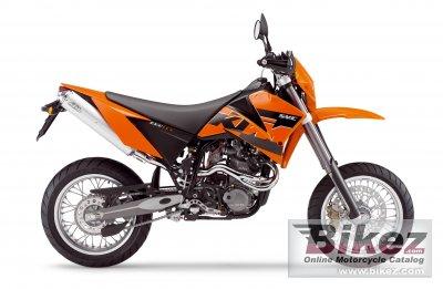 2006 KTM 660 SMC