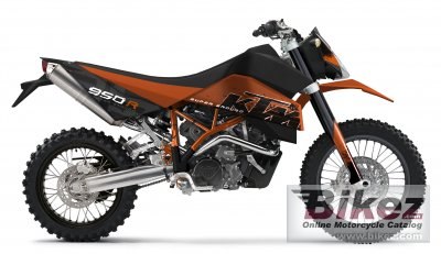 2006 KTM 950 Super Enduro R specifications and pictures