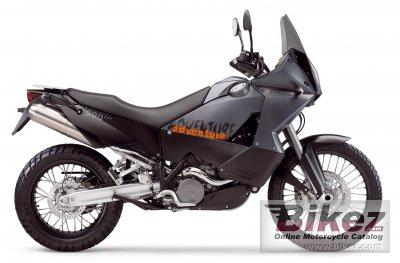 2006 KTM 990 Adventure Black