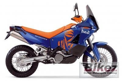 2006 KTM 990 Adventure S