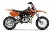 2007 KTM 50 Mini Adventure photo