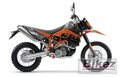2007 KTM 950 Super Enduro R photo