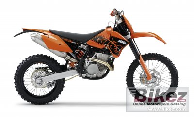 2007 ktm 250 exc f specifications and pictures. Black Bedroom Furniture Sets. Home Design Ideas