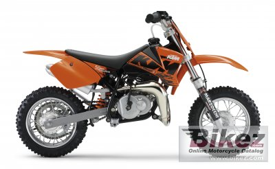 2007 ktm 50 mini adventure specifications and pictures