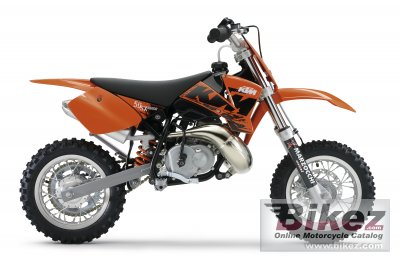 2007 KTM 50 SX Junior