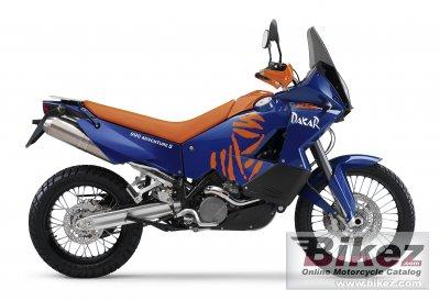 2007 KTM 990 Adventure S