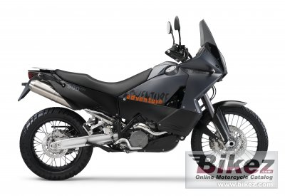 2007 KTM 990 Adventure specifications and pictures