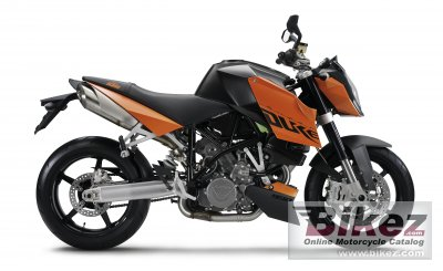2007 ktm 990 super duke specifications and pictures