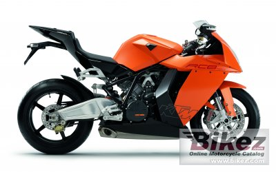 2008 KTM 1190 RC8
