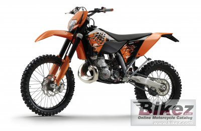 2008 ktm 250 exc specifications and pictures. Black Bedroom Furniture Sets. Home Design Ideas