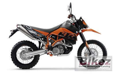 2008 KTM 950 Super Enduro R photo