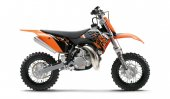 2008 KTM 50 SX Junior photo