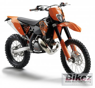 Swell 2008 Ktm 300 Exc E Specifications And Pictures Gmtry Best Dining Table And Chair Ideas Images Gmtryco