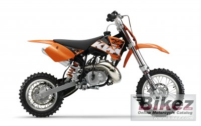 2008 KTM 50 SX