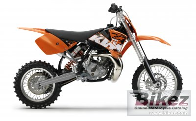 2008 Ktm 65 Sx Specifications And Pictures