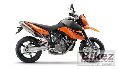 2008 KTM 990 Supermoto