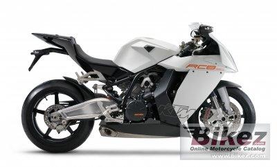 2009 KTM 1190 RC8