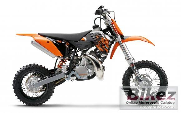 2009 KTM 50 SX