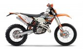 2009 KTM 125 EXC SIXDAYS photo