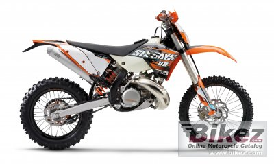 2009 KTM 250 EXC SixDays photo