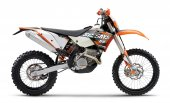2009 KTM 250 EXC-F SixDays photo