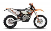 2009 KTM 450 EXC SixDays photo