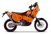 2009 KTM 690 Rally Replica photo