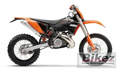2009 KTM 300 EXC specifications and pictures