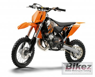 2009 ktm 65 sx specifications and pictures
