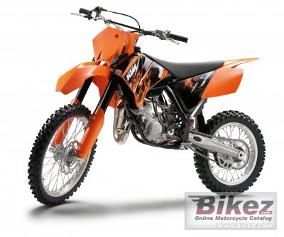 2009 KTM 85 SX 19-16 specifications and pictures