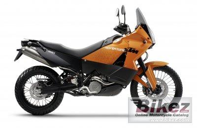 2009 KTM 990 Adventure