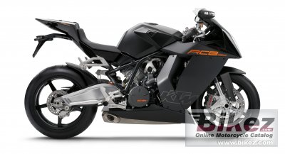 2010 ktm 1190 rc8 specifications and pictures