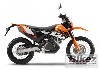 2010 KTM 690 Enduro photo