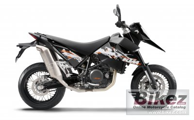 2010 KTM 690 Supermoto Limited Edition photo