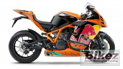 2010 KTM 1190 RC8 R Red Bull Limited Edition photo