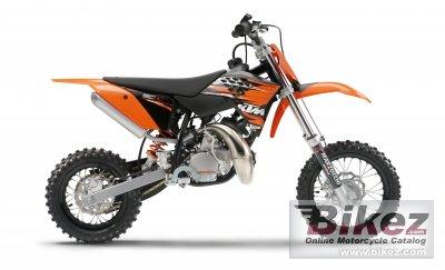 2010 KTM 50 SX