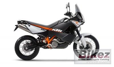 2010 KTM 990 Adventure R