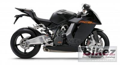 2011 KTM 1190 RC8